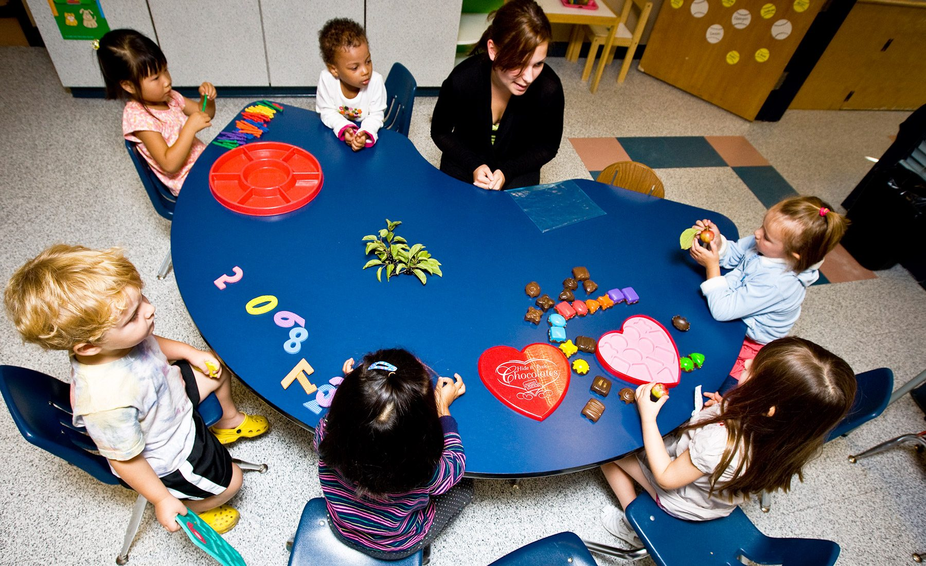 Fundamentals of Childcare And Development in The Early Stages